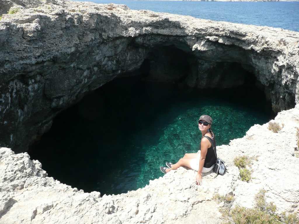 Ahrax Cave