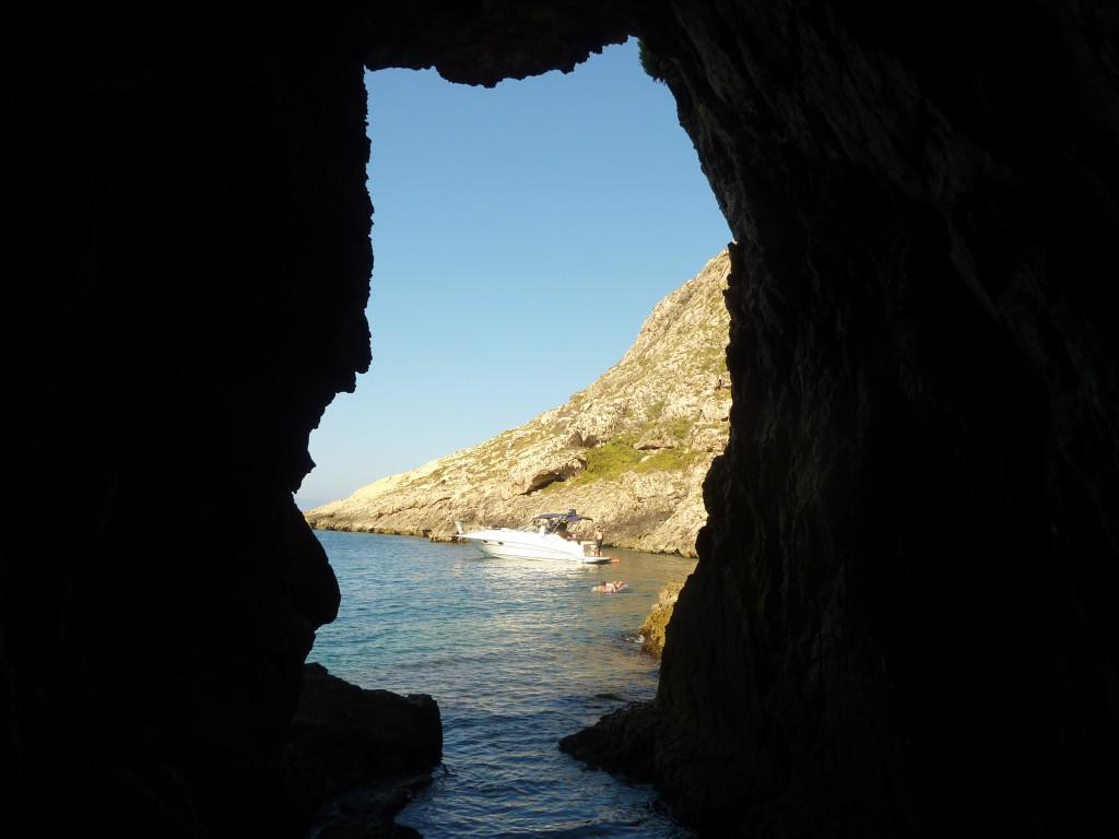 Caroline Cave - Karolínina jeskyně