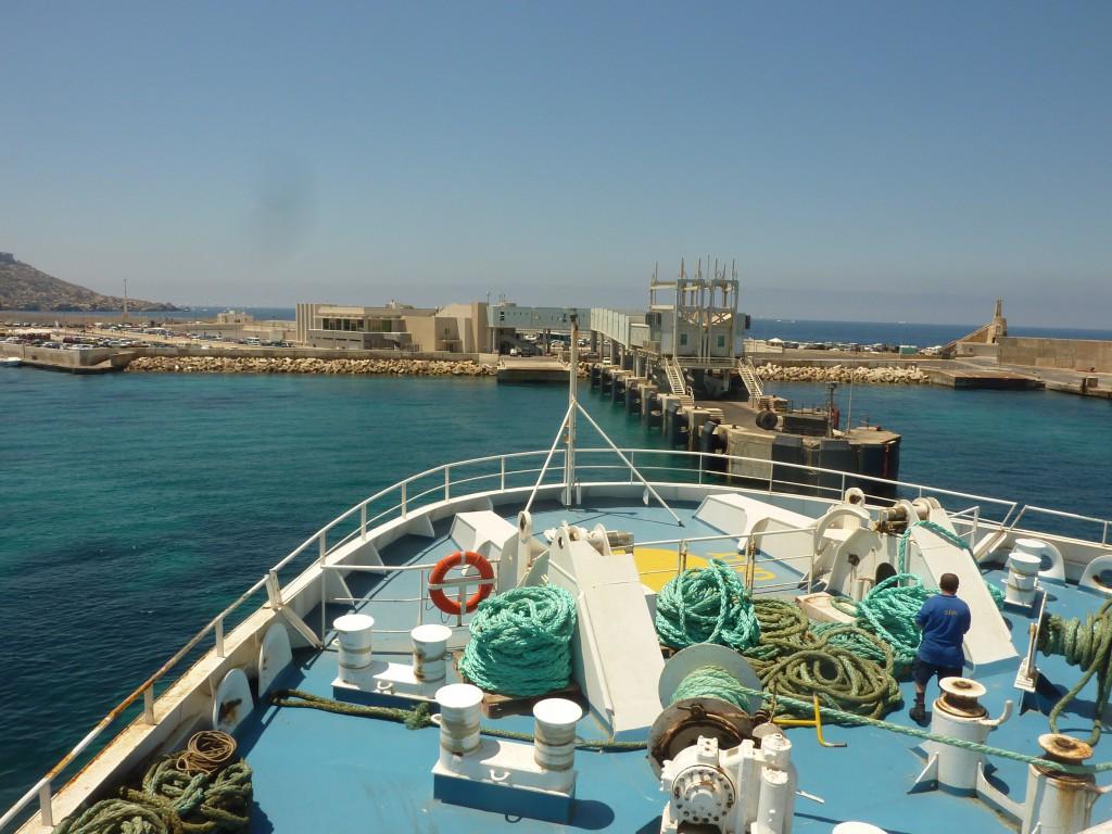 Cesta na Gozo