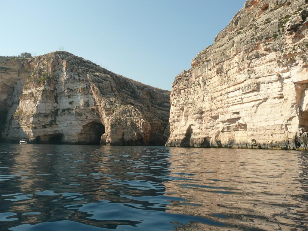 Blue Grotto - Modré jeskyně