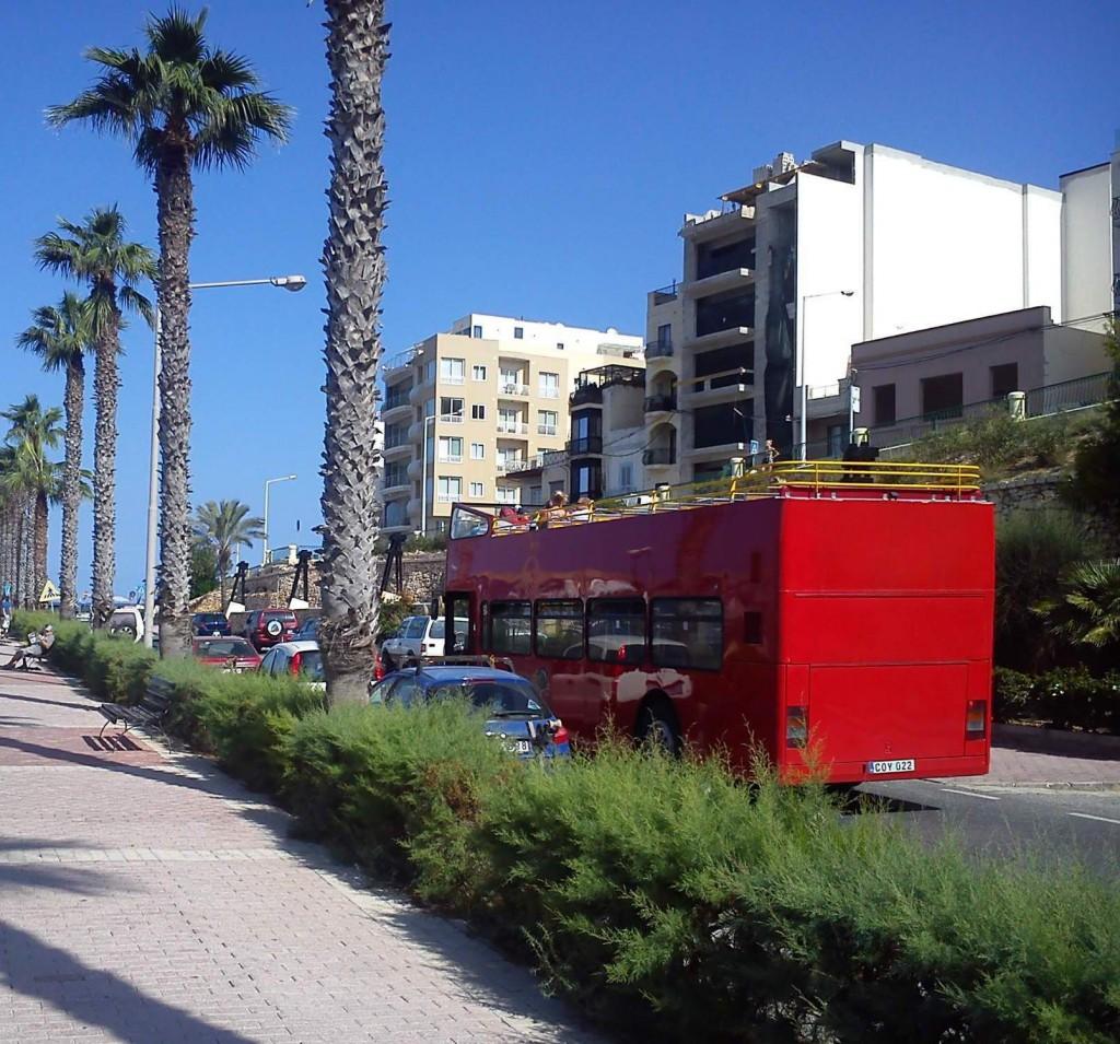 Bugibba Bay Street