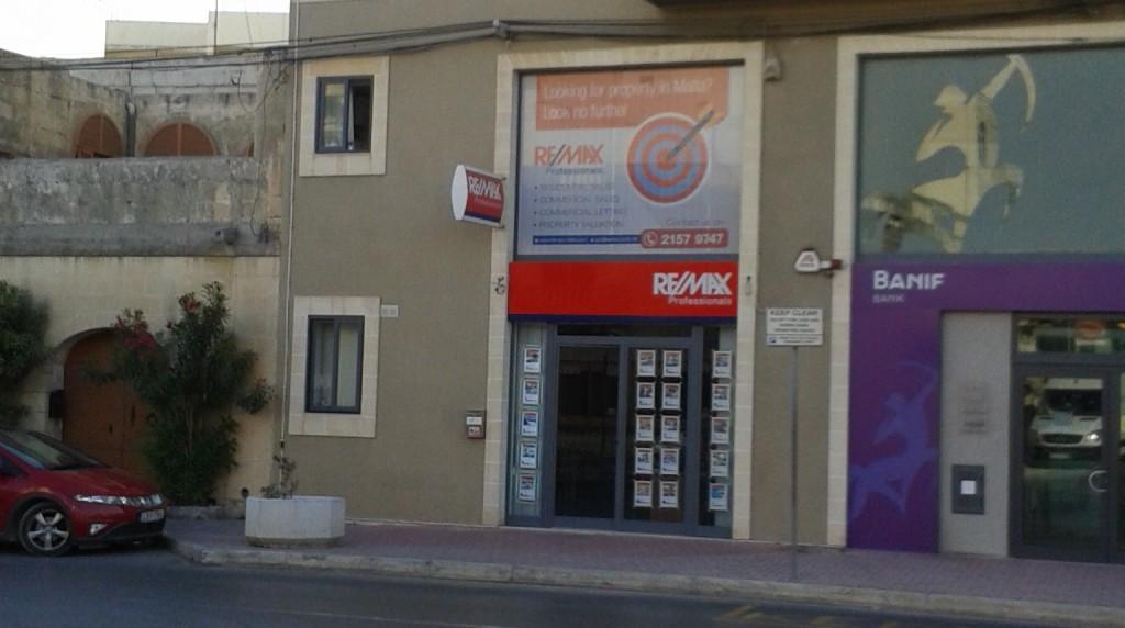 Realitní agentura na Maltě